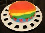 purdy peas rainbow cake capability mom